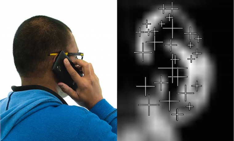 Bodyprint: Biometric User Identification on Mobile Devices